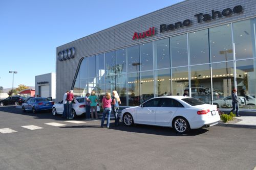 RENO TAHOE AUDI RALLY By Everett Long Audi Club Of North America - Reno tahoe audi
