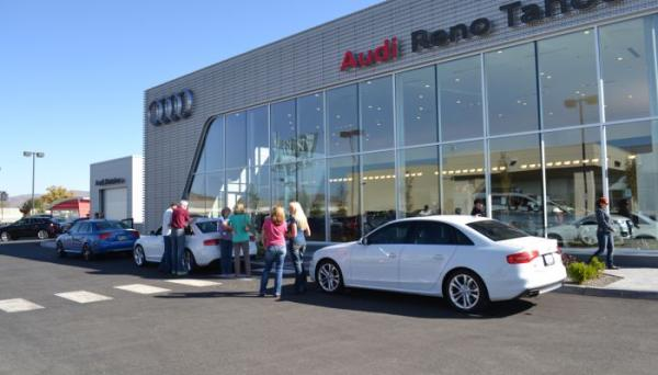 Special Interest Archives Audi Club Of North America - Audi reno